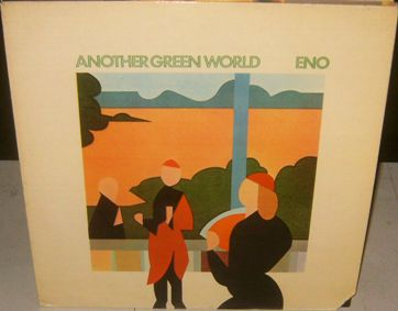 עוד עולם ירוק. בריאן אינו 1975