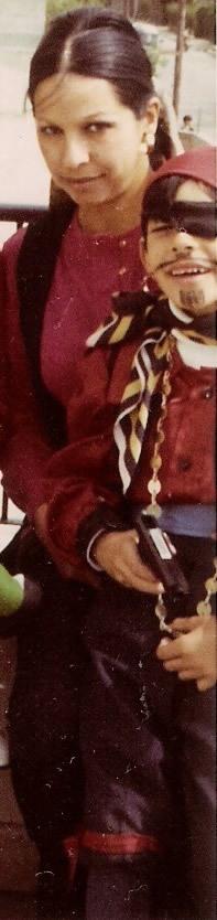 1970. בועז שודד-ים ואמא אולי