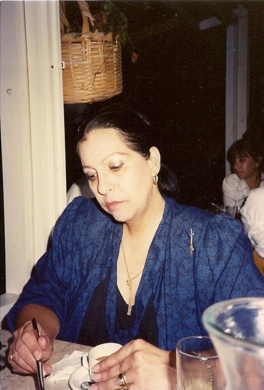 אמא שלי, אולי כהן, 2002