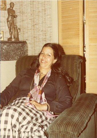 אמא שלי. 1981