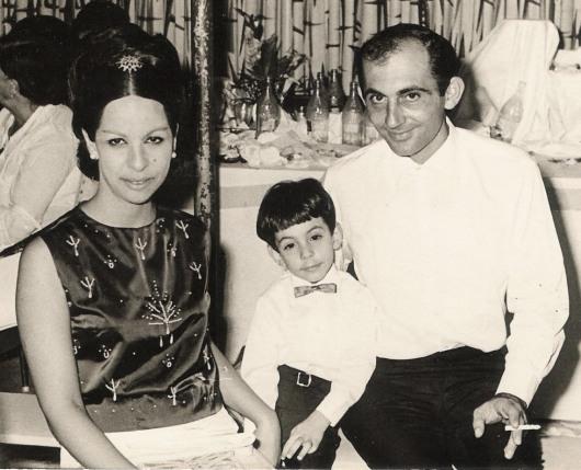 שנת 1968. אירוע משפחתי