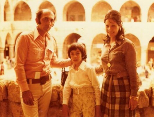 1973. אני בן תשע. ירושלים