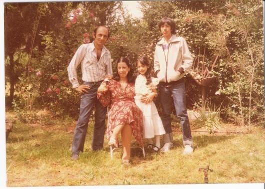 1978. קיץ. אני בן 14 ואחותי בת שבע