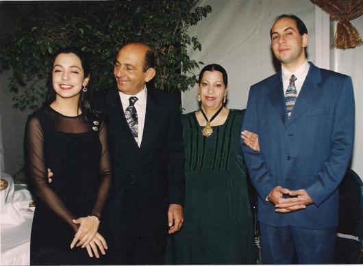 אוקטובר 1990. תל אביב