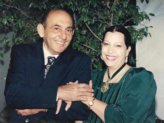 ברוריה ואורי כהן, 1995