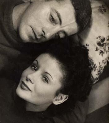 ז'אק פרוור עם ז'קלין לורן 1937