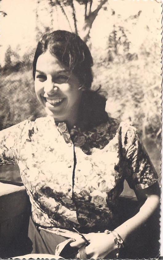 אמא שלי. 1966