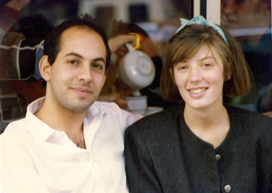 בועז ונטלי. 1989