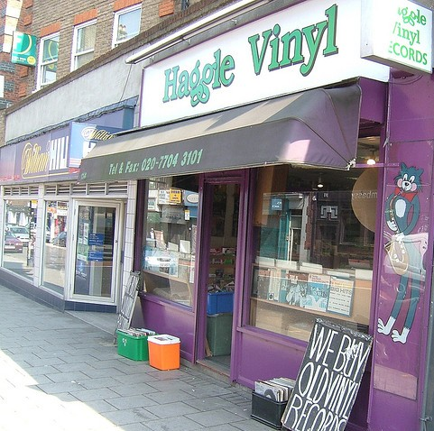 Haggle Vinyl