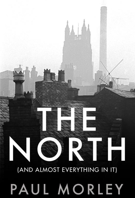 הצפון, מאת פול מורלי. שימו לב לעטיפה הנהדרת. כריכה קשה. צילום מעולה. שחור-לבן. לזאת ייקרא קלאסה.