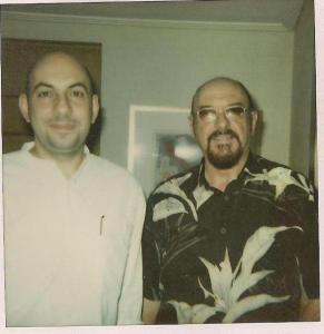 Ian anderson and me