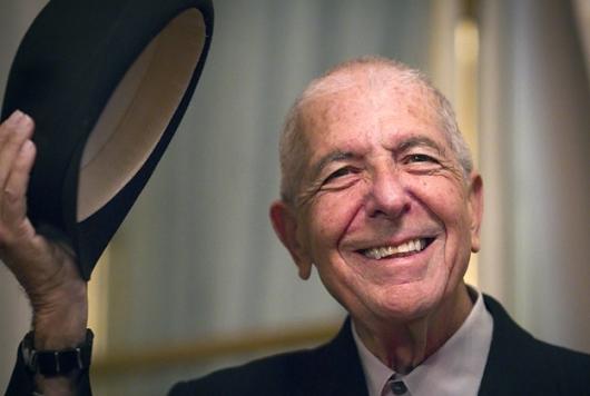 לאונרד כהן בן 80