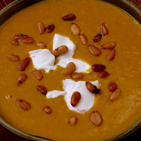 NUTS SOUP