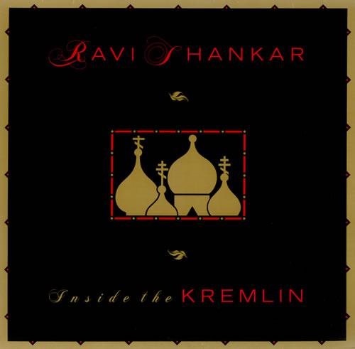 Ravi Shankar - Inside The Kremlin