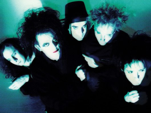 THE CURE 1989