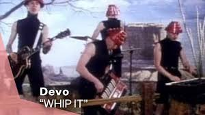 Image result for whip it devo
